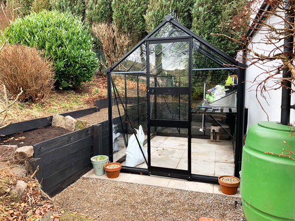 A Greenhouse for Greenfields